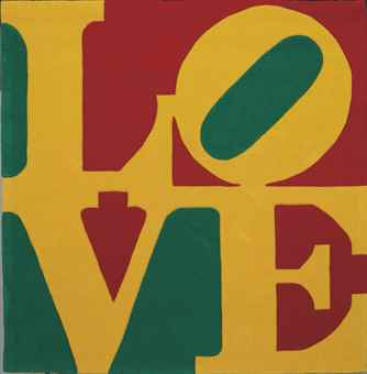 Robert Indiana-Summer Love-2006