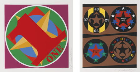 Robert Indiana-The American Dream-1997