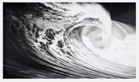 Robert Longo-Angel's Wing (large version)-2005
