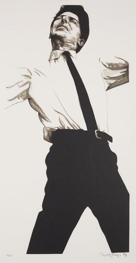 Robert Longo-Jules-1983