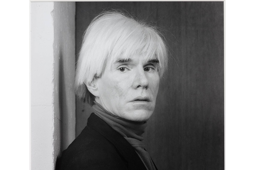 Robert Mapplethorpe - Andy Warhol