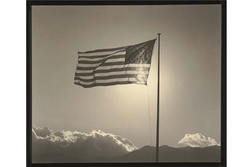 Robert Mapplethorpe - Flag