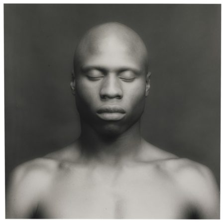 Robert Mapplethorpe-Ken Moody-1983