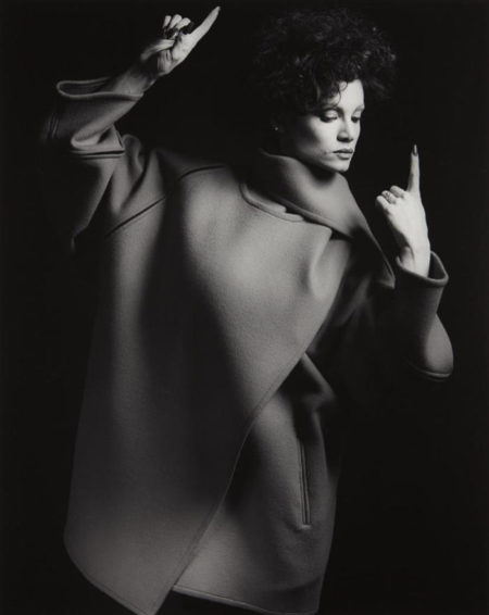 Robert Mapplethorpe-Lisa Lyon-1982