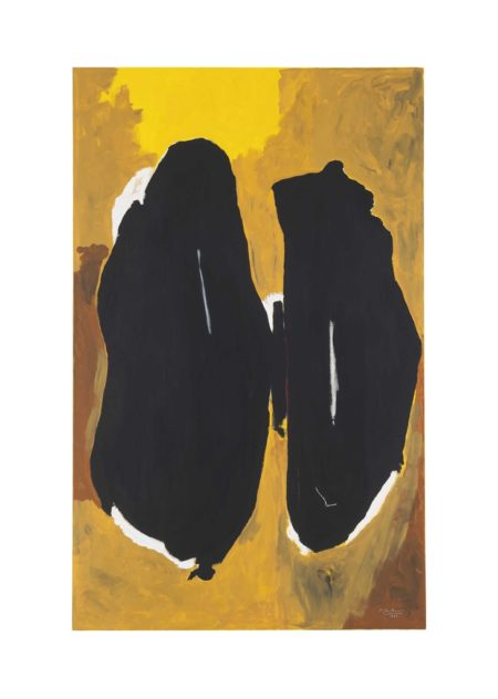 Robert Motherwell-Automatic Oracle-1989