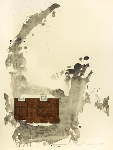 Robert Motherwell-Tobacco Roth-Handle-1975