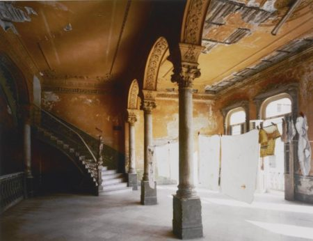 Robert Polidori-Downstairs From The Paladar La Guarida Concordia 418 (Between Gervasio And Escobar) Centro Habana-1997