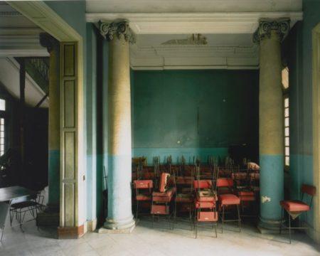 Robert Polidori-Escuela Modelo 19 #102 (At The Corner Of M) Vedado-1997
