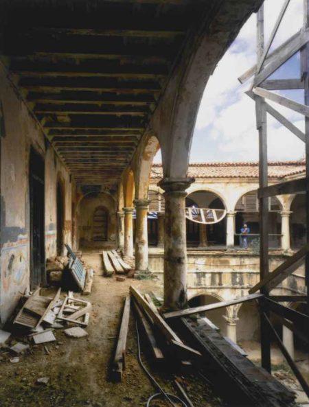 Robert Polidori-Havana Colonial Cuba 16 Mercaderes No.1-1997