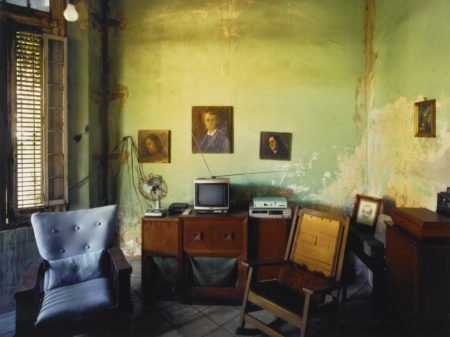 Robert Polidori-Home Of Mercedes Alfonso, Linea, 508 (Between D And E), Vedado-1997
