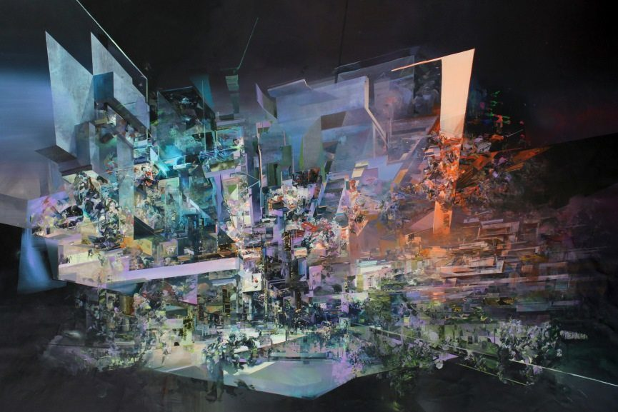Robert Proch exhibition Daniel Chazme