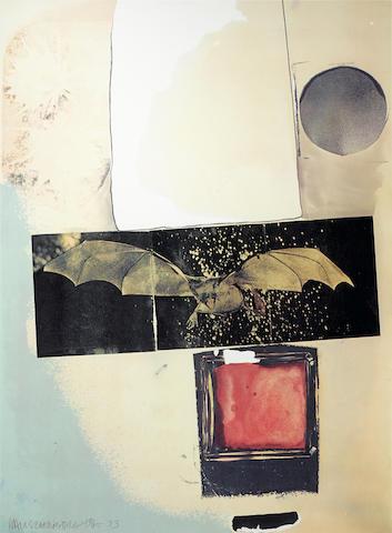 Robert Rauschenberg-Rays-1973