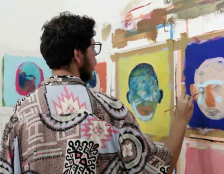 The Vision of Childhood Universe - Rodrigo Branco Interview