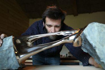Sculptures of the Veritable Alchemist - A Romain Langlois Interview