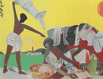 Romare Bearden-Mississippi Morning-1970