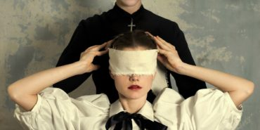 Romina Ressia - Blindness, detail