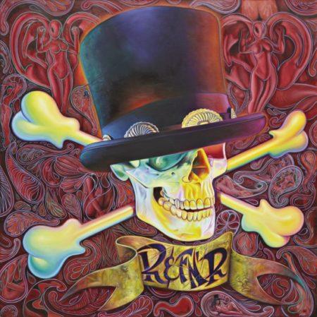 Ron English-Slash'n Friends (Album cover)-2010
