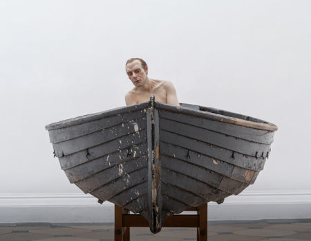 The Oversized World of Ron Mueck Sculptures Opens at MFA Houston