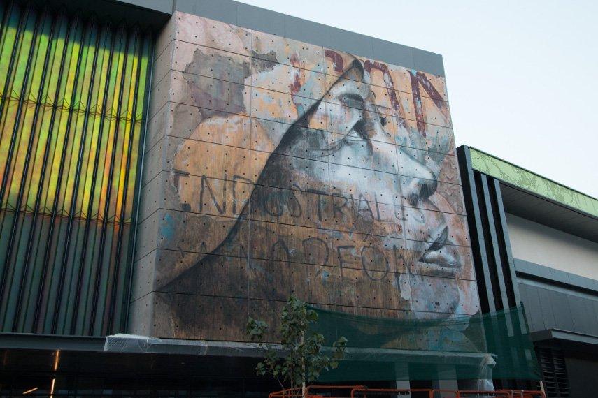 view Mural, Nadila, 2016