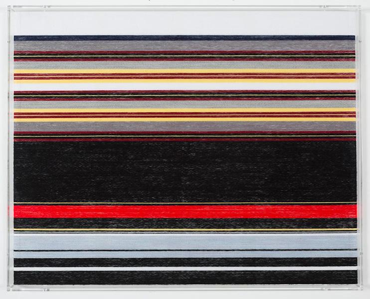 trockel rosemarie gallery untitled exhibition Rosemarie Trockel -Day and Night 1, 2013