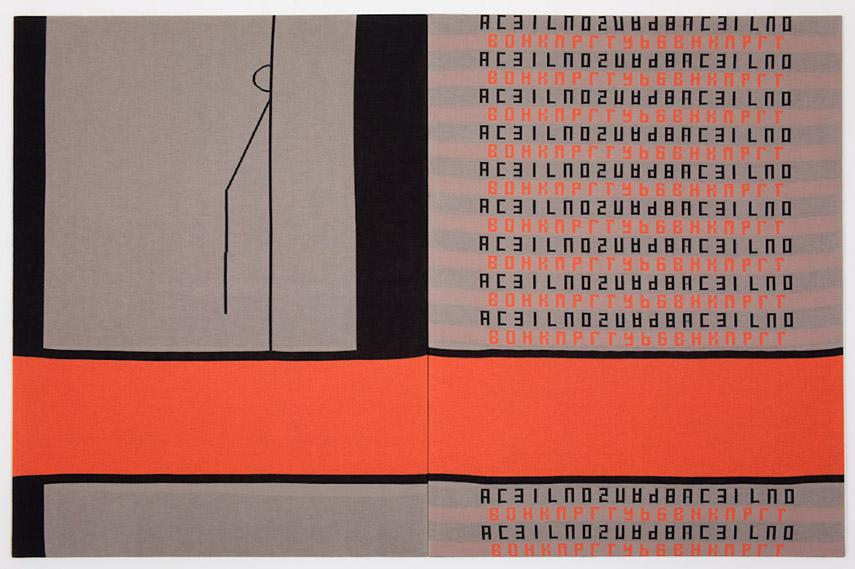 rosemarie trockel rosemarie gallery exhibitions Rosemarie Trockel - Untitled, 1989