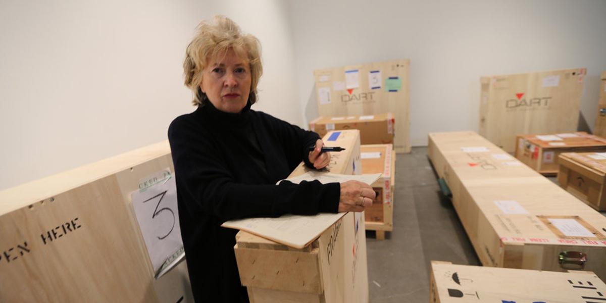 Rosemarie Trockel