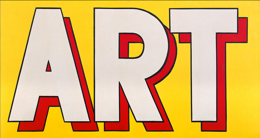 Roy Lichtenstein - Art - 1962 - artists - life portrait