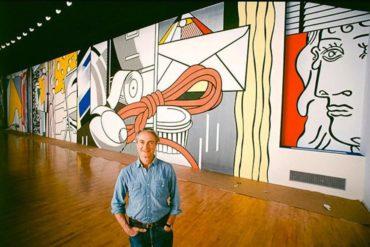 A Seminal Lichtenstein Mural Replica will be Recreated - The Greene Street Mural
