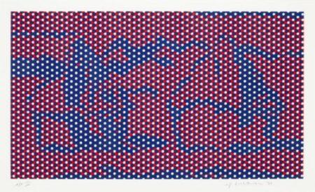 Roy Lichtenstein-Haystack #4-1969