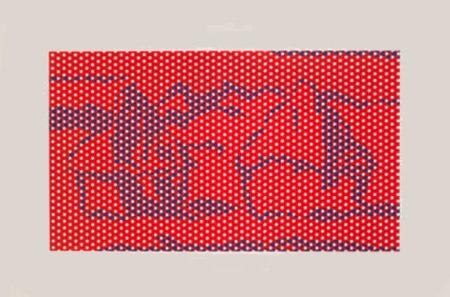 Roy Lichtenstein-Haystack #5-1969