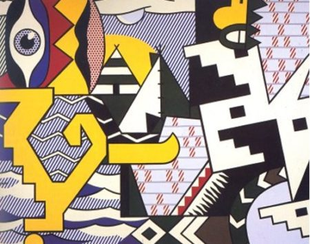 Roy Lichtenstein-Pow Wow-