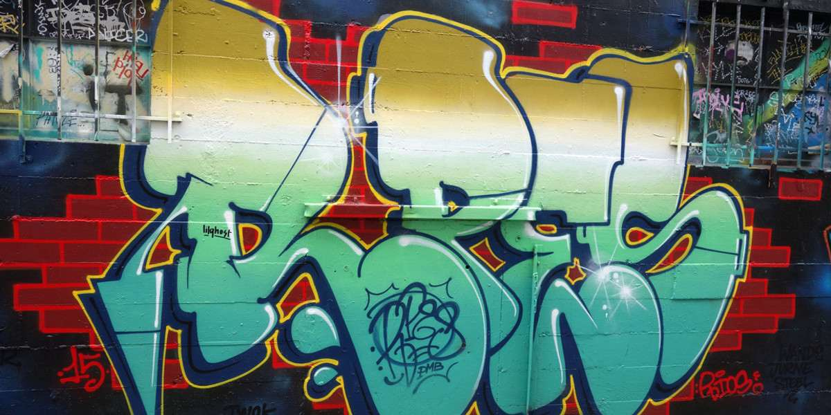 Rpes - graffiti