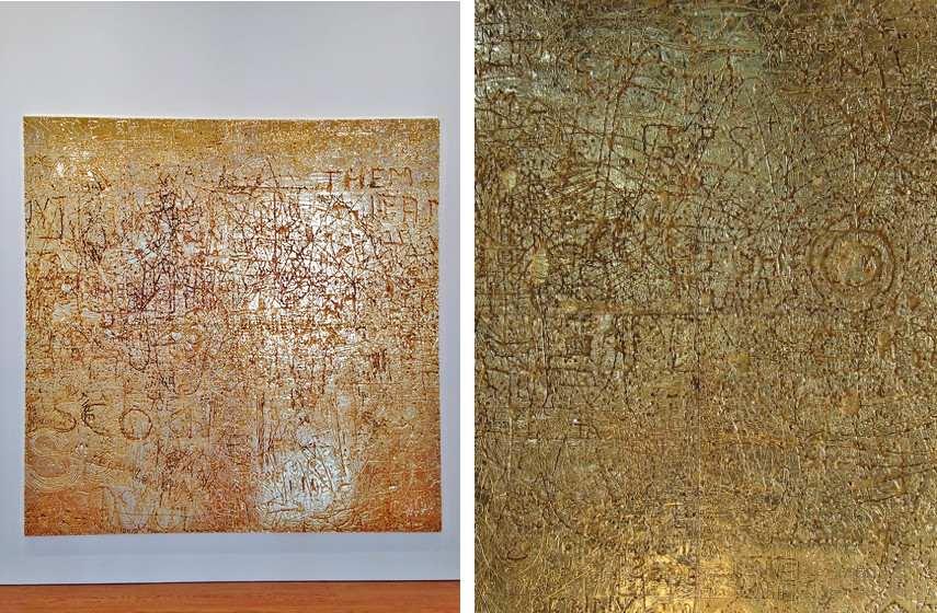 Rudolf Stingel - read this american biography of a new york gallery 2012
