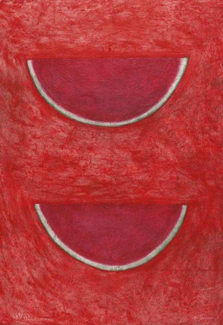 Rufino Tamayo-Watermelons-1977