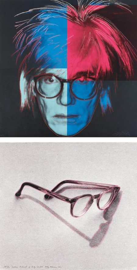 Rupert Jasen Smith-Homage to Andy Warhol-1989