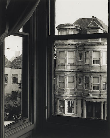Ruth Bernhard-Bay Windows, San Francisco-1963