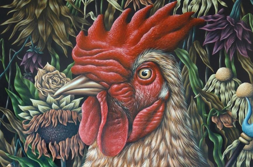 Saddo at BC Gallery