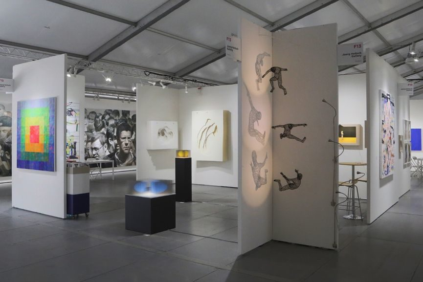 SCOPE Basel 2016 - The 10th Edition in Switzerland's Art Capital