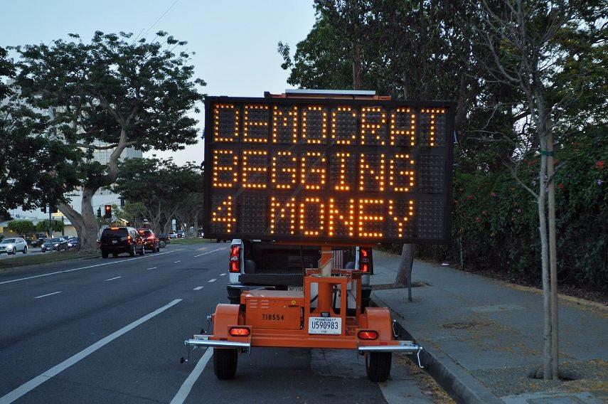 Sabo - Democrat Begging for Money