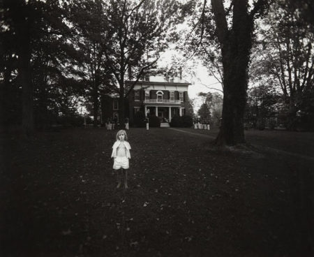Sally Mann-At the Preacher's House-1987