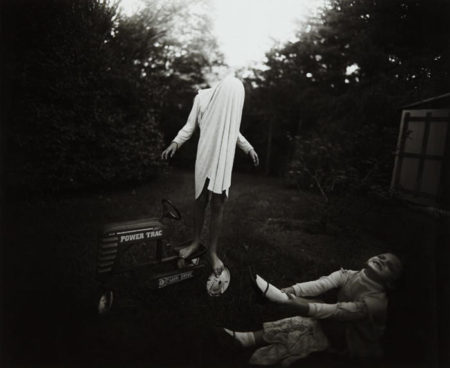 Sally Mann-Comforting Virginia-1991