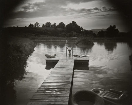 Sally Mann-John's Pond-1991