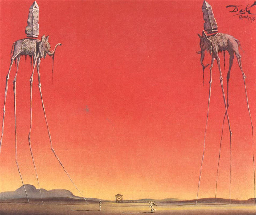 Salvador Dali informations can be of use to collectors