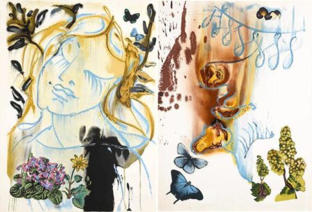 Salvador Dali-The Spring; The Autumn, from The Seasons-1972