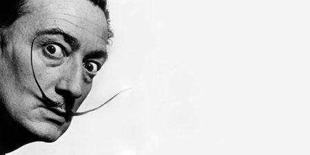 Salvador Dali - profile picture, portrait, surrealism, cubism, dada