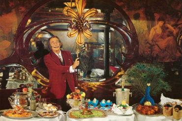 Salvador Dali. Image via thisiscolossal.com