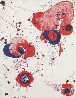 Sam Francis-For St. Gallen-1963