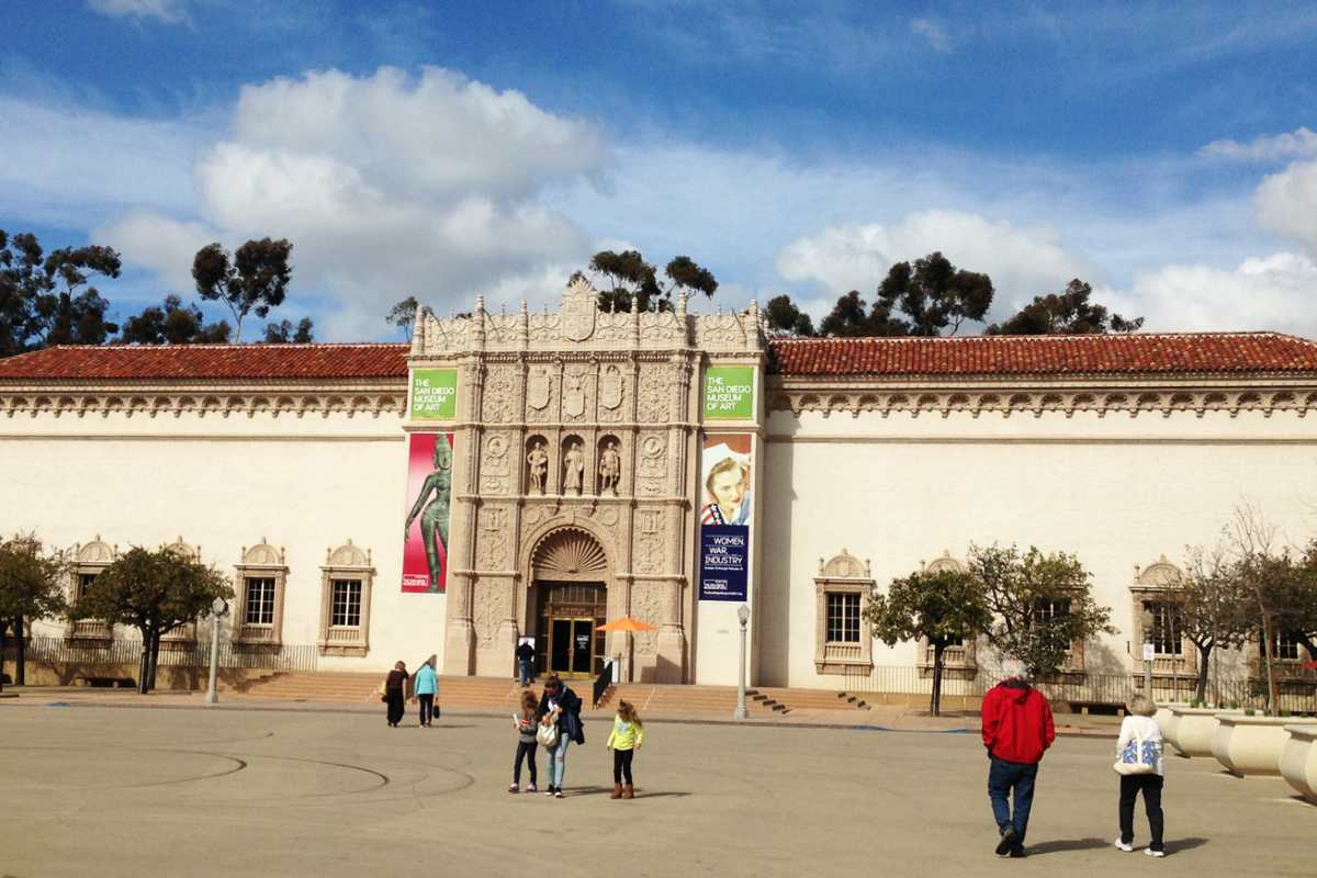 Museums in California