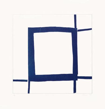 Sandra Blow-3 Squares-2003