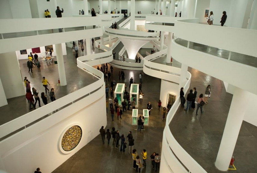 Latin American art museum architecture university international modern contact privacy